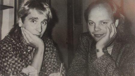 Clabbe Svensson och Micke Svensson