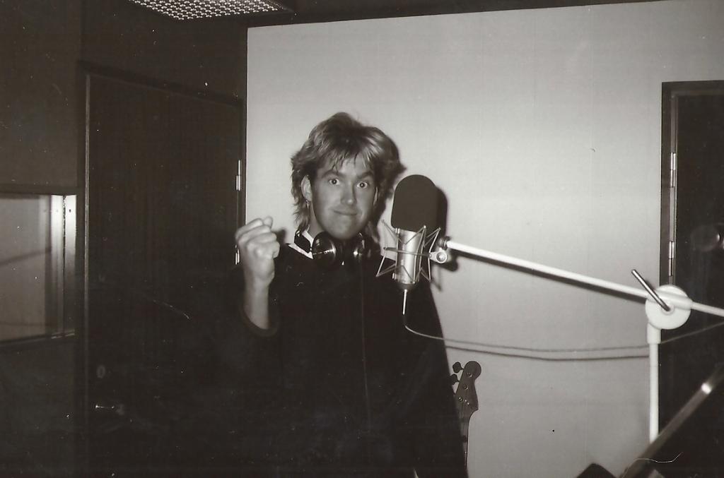 Per Gessle i studion bild 3